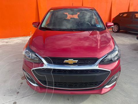 Chevrolet Spark LTZ C L4 1.4L ABS AC R15 TM usado (2020) color Rojo precio $219,990