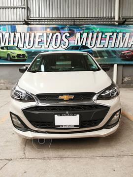 Chevrolet Spark LT usado (2019) color Beige precio $168,000