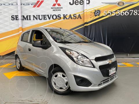 Chevrolet Spark LS usado (2015) color Plata Dorado precio $125,000