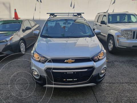 Chevrolet Spark Active usado (2020) color Plata Brillante precio $220,000