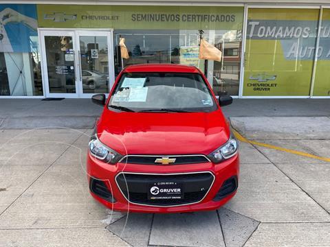 Chevrolet Spark LT usado (2016) color Rojo precio $158,000
