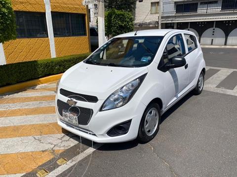 Chevrolet Spark LT usado (2017) color Blanco precio $109,900