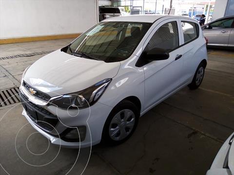 Chevrolet Spark LT MANUAL usado (2020) color Blanco precio $203,000