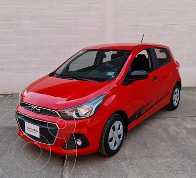 Chevrolet Spark LT usado (2018) color Rojo Flama precio $166,000