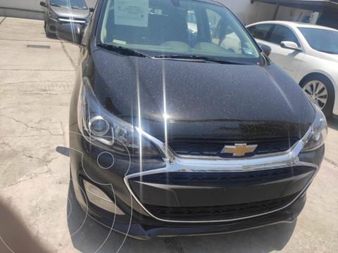 Chevrolet Spark Premier usado (2021) color Negro precio $215,500