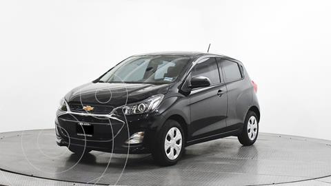 Chevrolet Spark LT usado (2021) color Negro precio $215,400