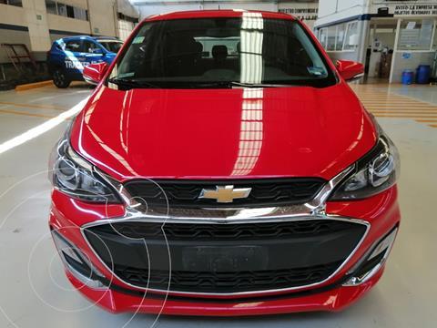 Chevrolet Spark LTZ usado (2019) color Rojo precio $199,900