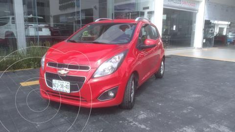 Chevrolet Spark LTZ CVT usado (2016) color Rojo precio $129,500