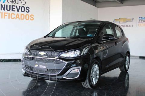 Chevrolet Spark Premier usado (2020) color Negro precio $232,000