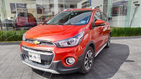 Chevrolet Spark Active usado (2021) color Naranja precio $263,000