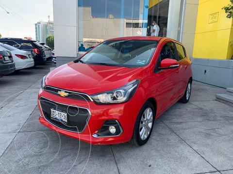 Chevrolet Spark LTZ usado (2016) color Rojo precio $167,000