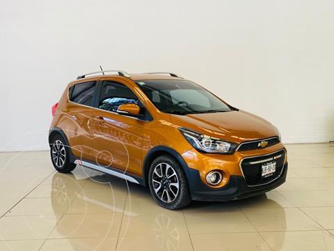 Chevrolet Spark Active usado (2019) color Naranja precio $200,000