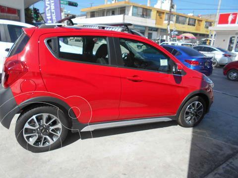 Chevrolet Spark Active nuevo color Rojo precio $255,400