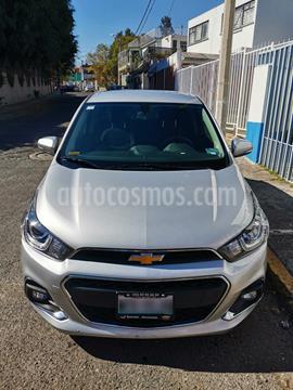 Chevrolet Spark LTZ CVT usado (2018) color Plata precio $180,000