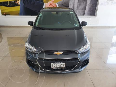 Chevrolet Spark LT usado (2018) color Gris precio $169,000