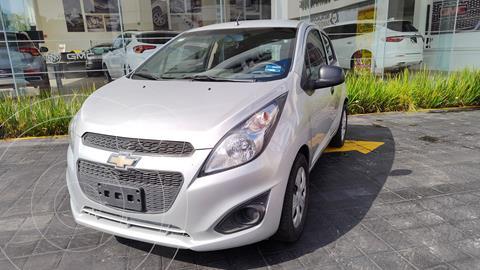 Chevrolet Spark LS usado (2017) color Plata Dorado precio $119,000