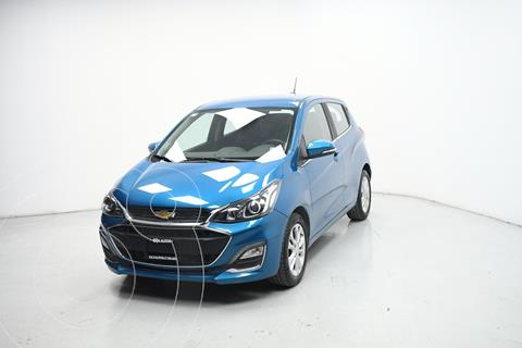 Chevrolet Spark Premier usado (2019) color Azul precio $212,700