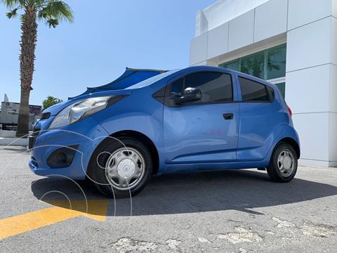 Chevrolet Spark LT usado (2015) color Azul Claro precio $120,500