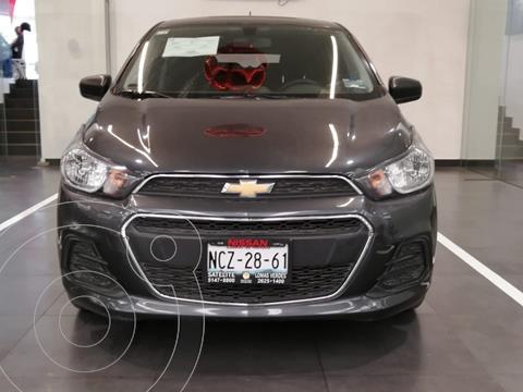 Chevrolet Spark LT usado (2018) color Gris precio $140,000