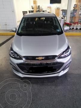 Chevrolet Spark Premier CVT usado (2019) color Plata precio $235,000