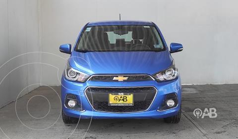 Chevrolet Spark LTZ usado (2017) color Azul precio $159,000