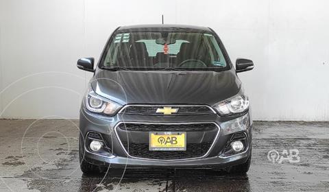 Chevrolet Spark LTZ usado (2017) color Gris Oscuro precio $155,000