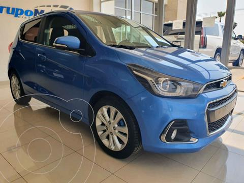 Chevrolet Spark LTZ usado (2018) color Azul precio $185,000