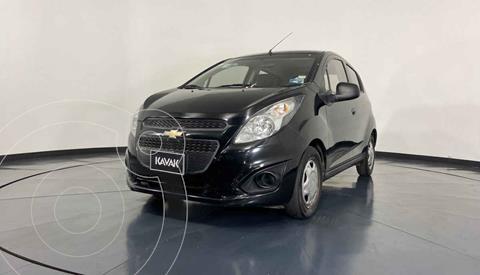 Chevrolet Spark Version usado (2015) color Negro precio $117,999
