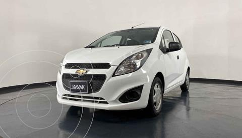 Chevrolet Spark LT CVT usado (2018) color Blanco precio $124,999