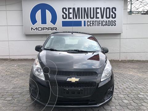 Chevrolet Spark LT usado (2016) color Negro precio $120,000