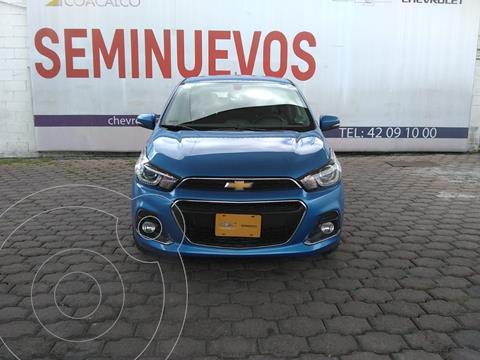 Chevrolet Spark LTZ usado (2018) color Azul Claro precio $198,500