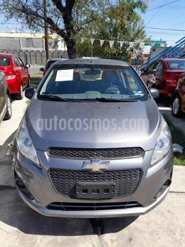 Chevrolet Spark LT usado (2017) color Gris precio $132,900