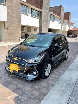 Chevrolet Spark LTZ usado (2017) color Negro precio $165,000