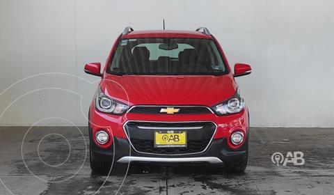 Chevrolet Spark LT usado (2018) color Rojo precio $185,000