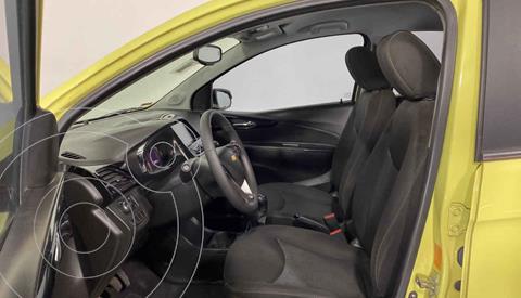 Chevrolet Spark LTZ usado (2018) color Amarillo precio $182,999