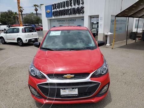 Chevrolet Spark LT usado (2019) color Rojo precio $185,000