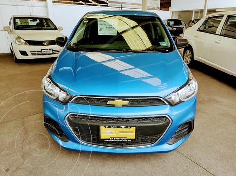 Chevrolet Spark LT CVT usado (2018) color Azul precio $159,000