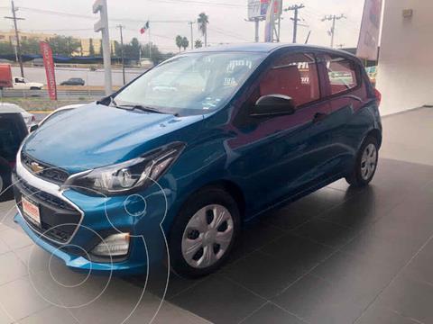 Chevrolet Spark LT CVT usado (2020) color Azul precio $195,000