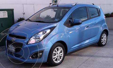Chevrolet Spark LTZ usado (2014) color Azul precio $114,000