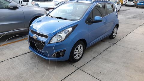 Chevrolet Spark LTZ usado (2015) color Azul precio $130,000