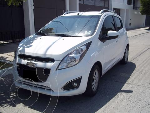 Chevrolet Spark LTZ usado (2014) color Blanco precio $85,000
