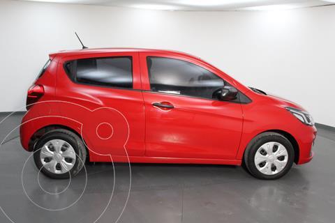 Chevrolet Spark LT usado (2019) color Rojo precio $182,000