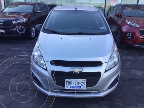 Chevrolet Spark LT usado (2017) color Plata Dorado precio $115,000