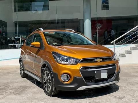 Chevrolet Spark LT usado (2020) color Ocre precio $225,000