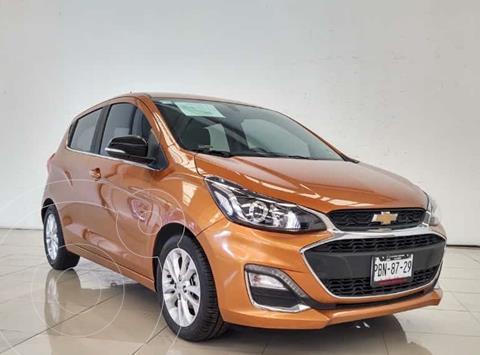Chevrolet Spark LTZ usado (2019) color Naranja financiado en mensualidades(enganche $46,214 mensualidades desde $6,537)