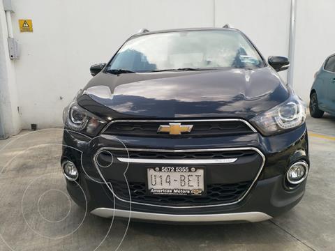 Chevrolet Spark Active usado (2020) color Negro Onix precio $215,000