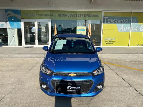 Chevrolet Spark LTZ usado (2018) color Azul precio $205,000