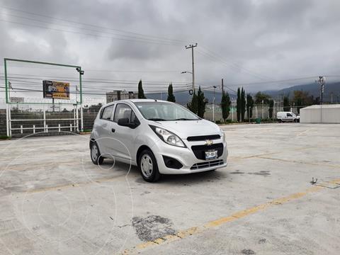 Chevrolet Spark LS usado (2017) color Plata Dorado precio $129,900