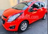 Chevrolet Spark LTZ usado (2016) color Rojo Flama precio $114,900