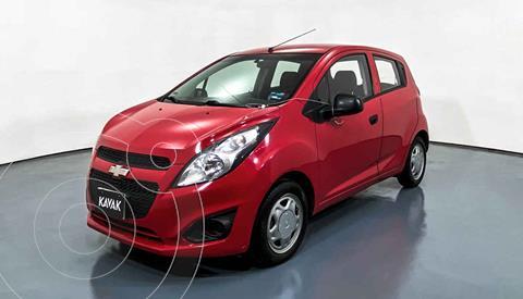 Chevrolet Spark LT CVT usado (2018) color Rojo precio $119,999